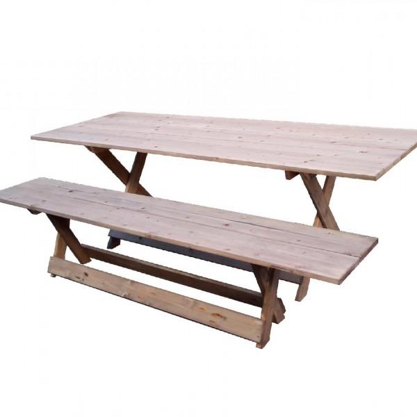 Plooitafel Wood