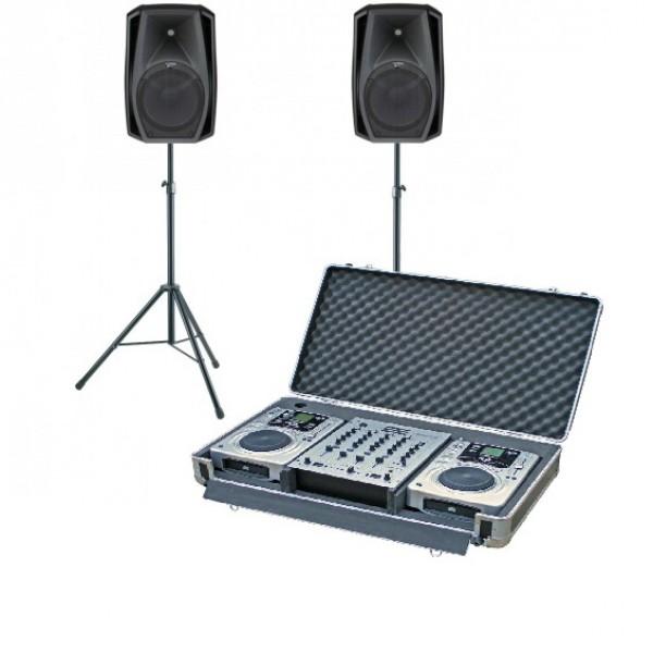 JB Systems - DJ Case 200/Beat 4 Pro
