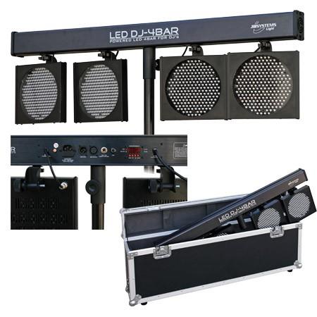 LED DJ 4-Bar