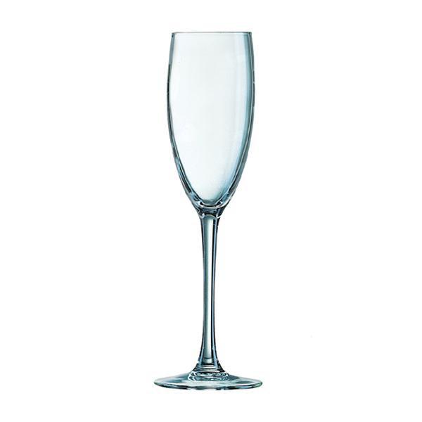 Champagneglas €0.25