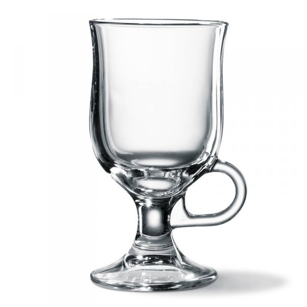 Irish koffee glass €0.25